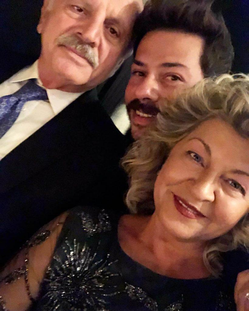 Ahmet Tansu Taşanlar - Annesi ve Babası Orhan Taşanlar