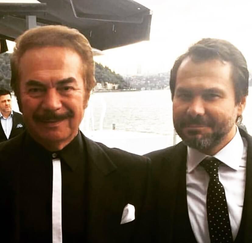 Altan Gencebay ve Babası Orhan Gencebay