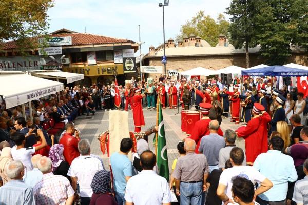 Bursa'da 32. Ahilik Haftası Kutlamaları